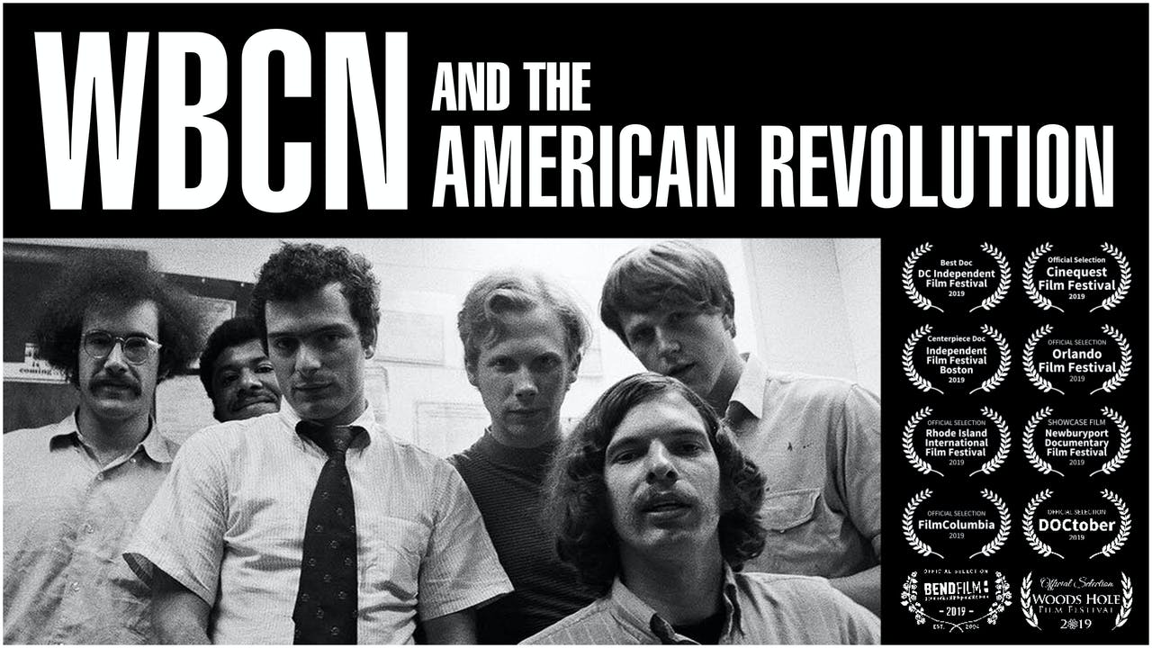 WBCN and the American Revolution movie artwork